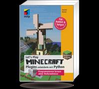 Let's Play Minecraft: Plugins entwickeln mit Python