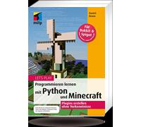 Let's Play Programmieren lernen mit Python und Minecraft: Plugins erstellen ohne Vorkenntnisse